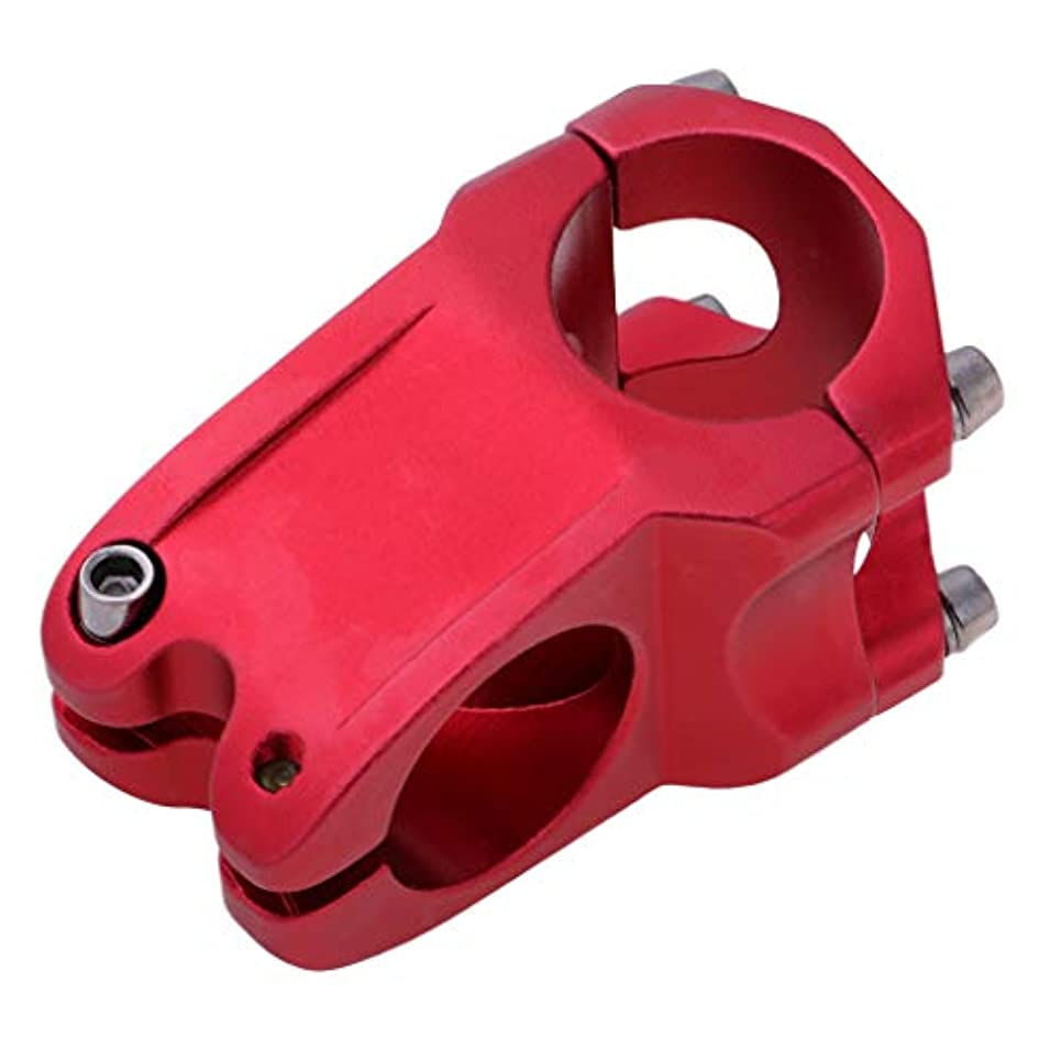 最初死傷者についてPerfeclan 耐摩耗性 1-1/8ステアチューブ31.8mmハンドルバー用 アルミ ショートバーステム 全5色