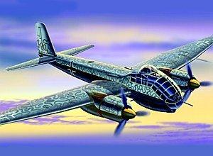 イタレリ 117 1/72 ユンカース Ju-188 (タミヤ・イタレリシリーズ:39117)