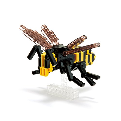 ナノブロック オオスズメバチ