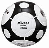 ミカサ フットサル検定球 ホワイト/ブラック Fリーグモデルレプリカ 一般/大学/高校/中学生用 FLL333-WBK
