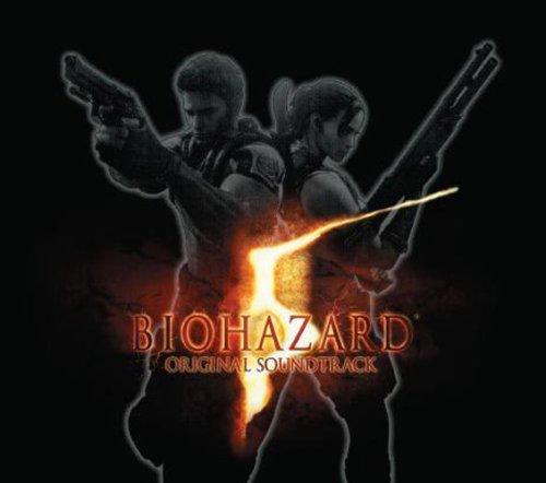 バイオハザード5 オリジナル・サウンドトラック<初回生産限定版> [Limited Edition]