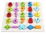 Happy Spring 知育 玩具 おもちゃ 数字 幼児 (0-9)