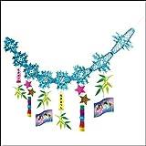 七夕笹飾りガーランド/たなばた 装飾 飾り ディスプレイ 12400