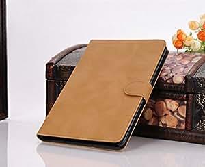 2015年度新型モデルiPad mini4 ケース iPad mini4カバー 高級 大人気 レトロ調 ブックタイプ オートスリープ機能付き スタンド 手帳型 ケース 液晶保護フィルム タッチペン プレゼント (ナチュラルズ)