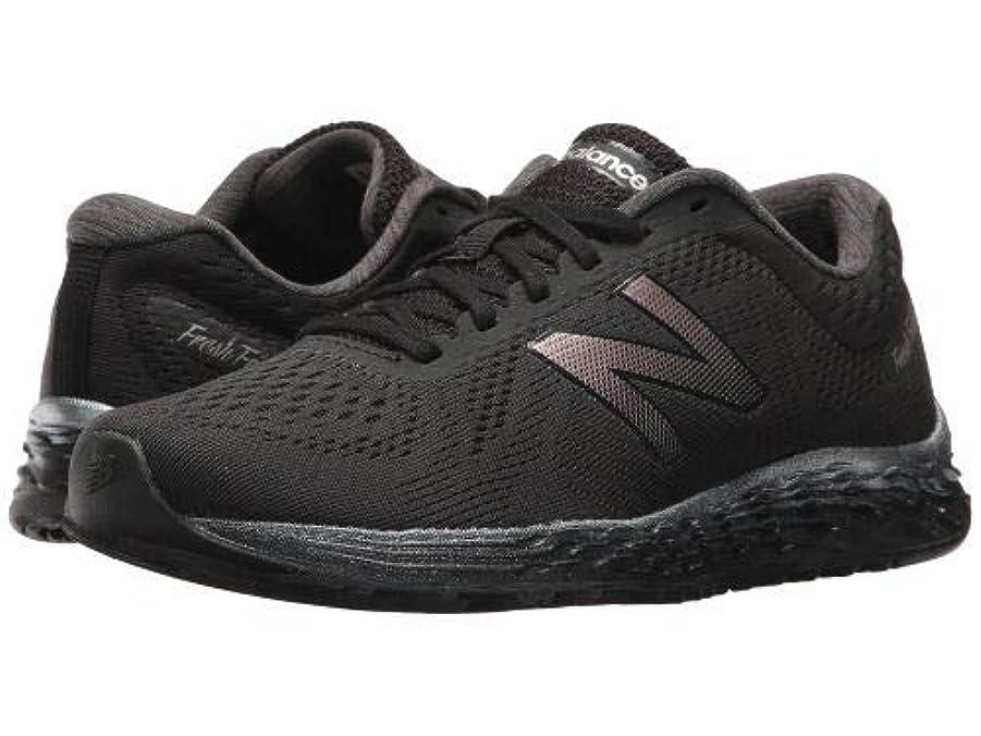 分子答え累積New Balance(ニューバランス) レディース 女性用 シューズ 靴 スニーカー 運動靴 Arishi v1 - Black/Magnet [並行輸入品]