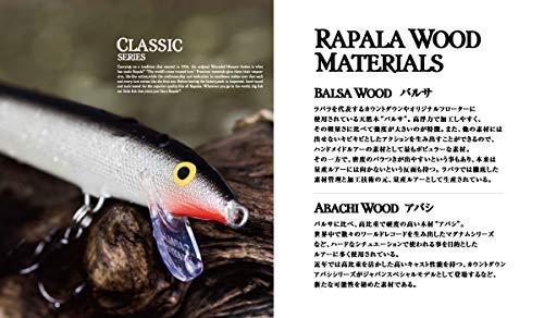 ラパラ ミノー オリジナルフローター 7cm 4g アカキン GFR F7-GFR ルアー