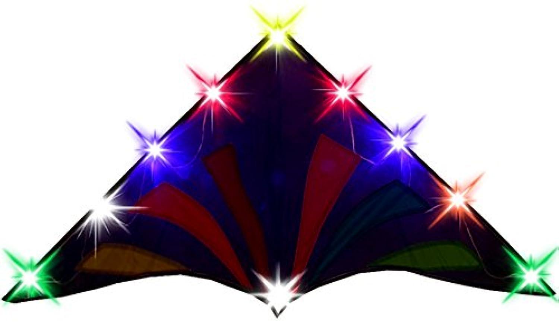 Hengda Kite-led Lights For Kite36 Lamp10 Clips5 Colourful Colour
