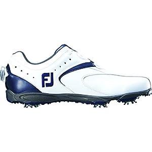 [フットジョイ] footjoy EXLBoa 45144J WT/NV (ホワイト/ネイビー2016モデル/8.5 WIDE)