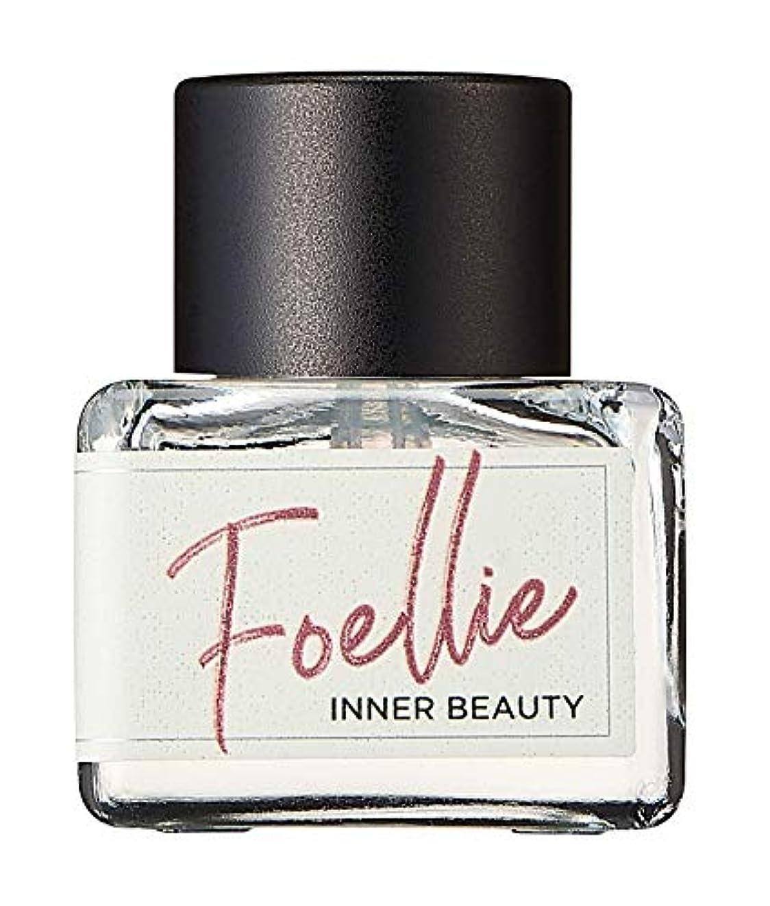 関数祈りオーバーヘッド[フォエリー(FOELLIE)] eau de bonbon オードボンボン – フェミニン、インナービューティー香水(下着用)、甘い桃の魅力的な香りの香水, 5ml(0.169 fl oz)