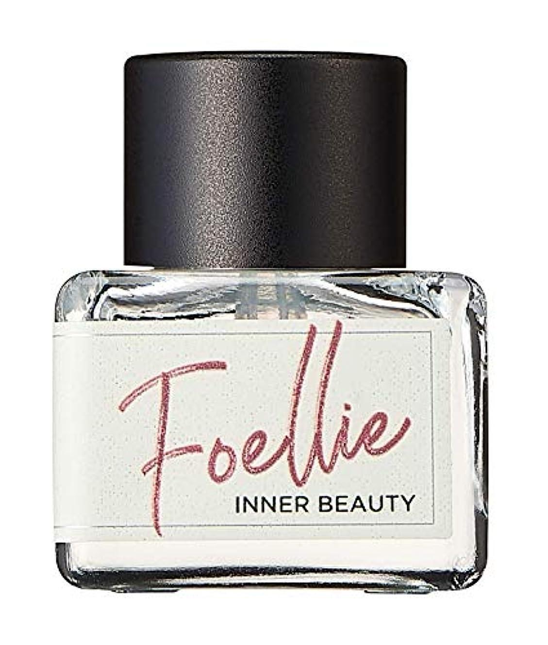 ロケーション硬さながら[フォエリー(FOELLIE)] eau de bonbon オードボンボン – フェミニン、インナービューティー香水(下着用)、甘い桃の魅力的な香りの香水, 5ml(0.169 fl oz)