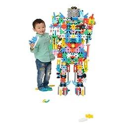 こんなに大きなロボットにもチャレンジできる
