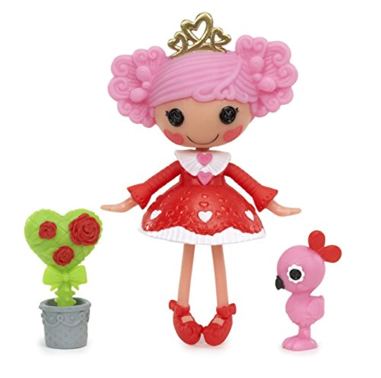 Mini Lalaloopsy Doll- Queenie Red Heart