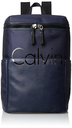 (カルバン・クライン) CALVIN KLEIN JEANS ACCESSORIES ラウンドジップバックパック HH1292N7300 Free インディゴブルー