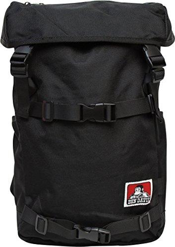 BEN DAVIS (ベンデイビス) Skater Backpack バックパック/リュックサック/デイパック 【ブラック】