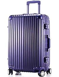 21614d71cd Amazon.co.jp: ブルー - スーツケース / スーツケース・トラベルバッグ ...