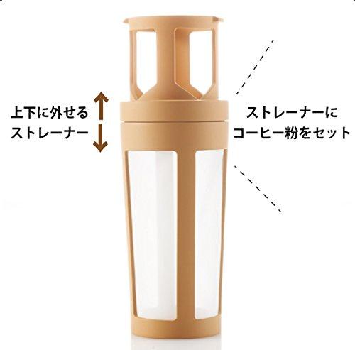 HARIO(ハリオ)『フィルターインコーヒーボトル(FIC-70-CBR)』