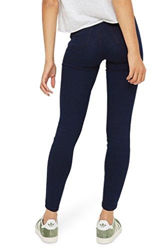 トップショップ ボトムス デニム Topshop Joni High Waist Skinny Jeans Dark Indig [並行輸入品]