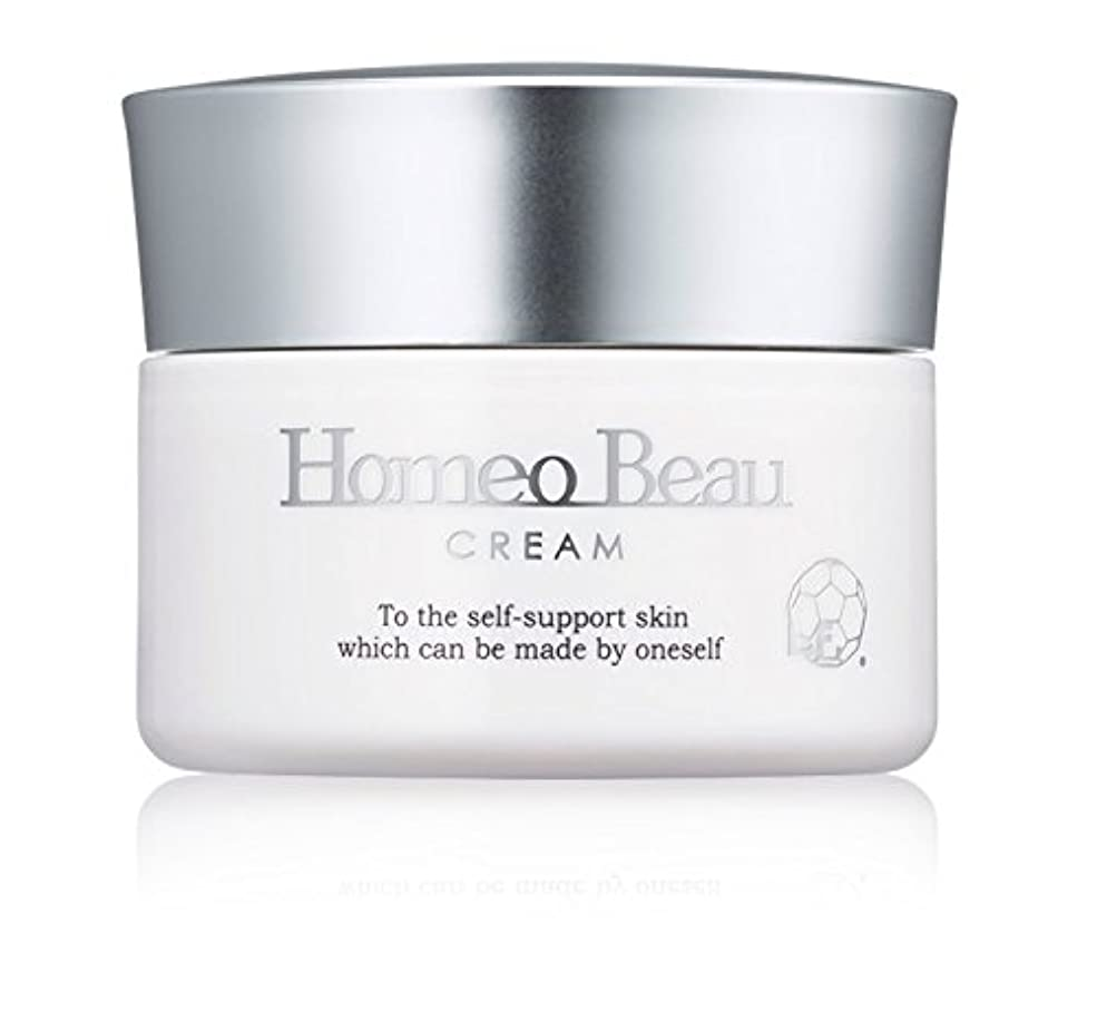 ショルダー猛烈な特別にホメオバウ(Homeo Beau) クリーム 40g