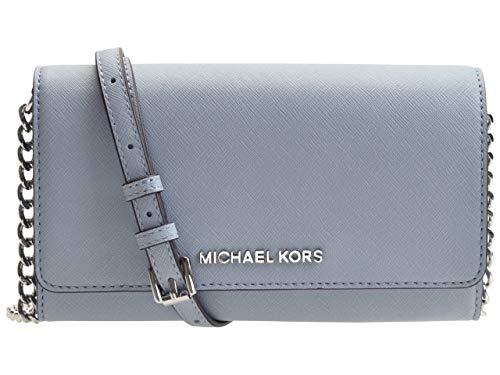 8411492bd72d (マイケル マイケルコース) MICHAEL MICHAEL KORS 財布 ショルダーウォレット 長財布 斜めがけ レザー