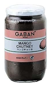 GABAN マンゴチャツネ 450g