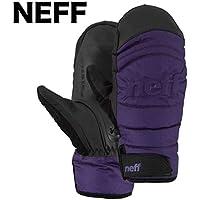 15-16 Neff Women's Digger Mitten Purple/Black S mitt ミトン 並行輸入品