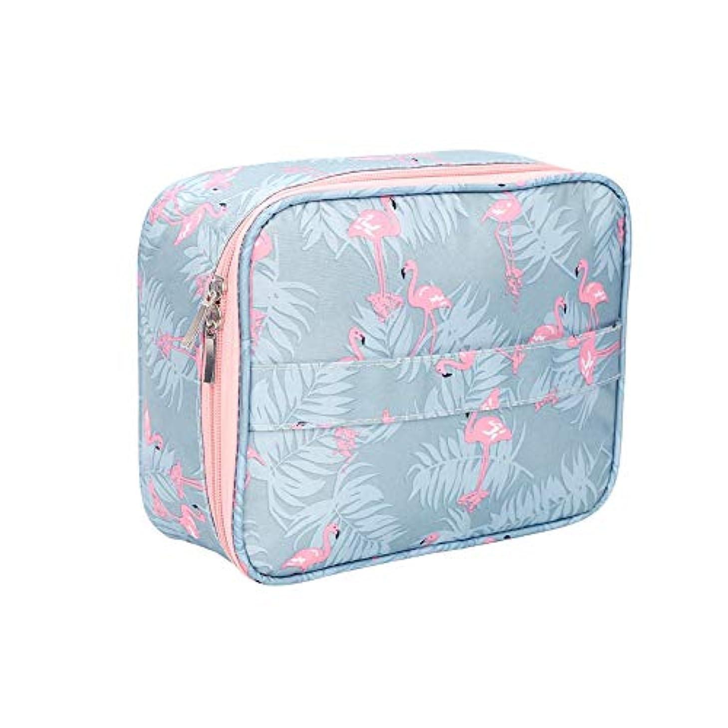 あいまいなモチーフ可愛いピンク メイクボックス プロ用 メイクケース 高品質 コスメ収納スタンド 大容量 コスメケース 旅行用 収納ケース 化粧 收納抜群 メイクブラシバッグ