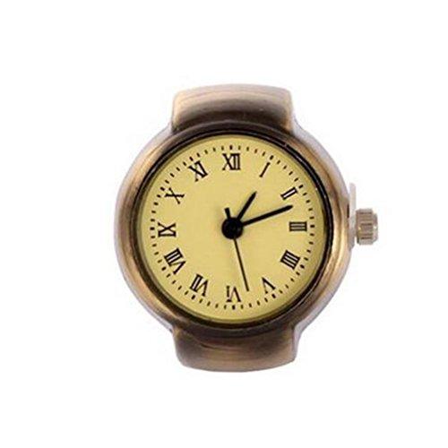にじ・屋 指輪時計