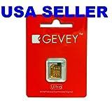iPhone4S対応 SIMロック解除アダプタ Gevey UltraS