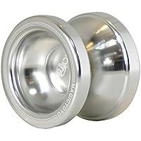 Baoblaze 全3色 魔法のヨーヨー T6 プロ 合金製 ヨーヨーボール ベアリング ストリング トリック おもちゃ - 銀