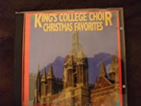 Xmas Favorites by King's College Choir (1995-04-16)