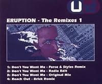 Remixes 1 by Eruption