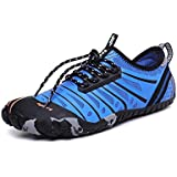 Barefoot Water Shoes, Morbuy Mens Womens Quick Dry Durable Outdoor Sports Aqua Socks for Pool Sand Swim Surf Yoga Diving Boating Driving