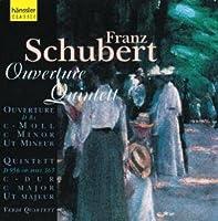 Schubert;Quintet/Overture