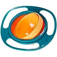 Baoblaze ベビー食器 360度回転 子供 ボウル