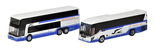 And the bus moving Jr Tokai bus inaugurated 30 year anniversary 2 set diorama products (manufacturers limited edition)