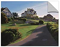 Tremont Hill David Arsenault ''Cape Ann Morning, 2013'' Removable Wall Art Mural, 24X32 [並行輸入品]