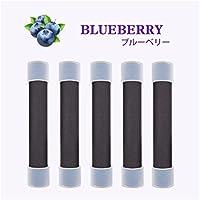 SHINEDEER ploomtech用 互換フレーバーカートリッジ アトマイザー ブルーベリー 5本セット(BLUEBERRY)