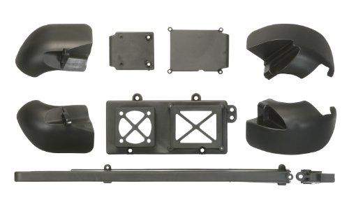 RCスペアパーツ SP.1509 XV-01 L部品 (インナーフェンダー) 51509