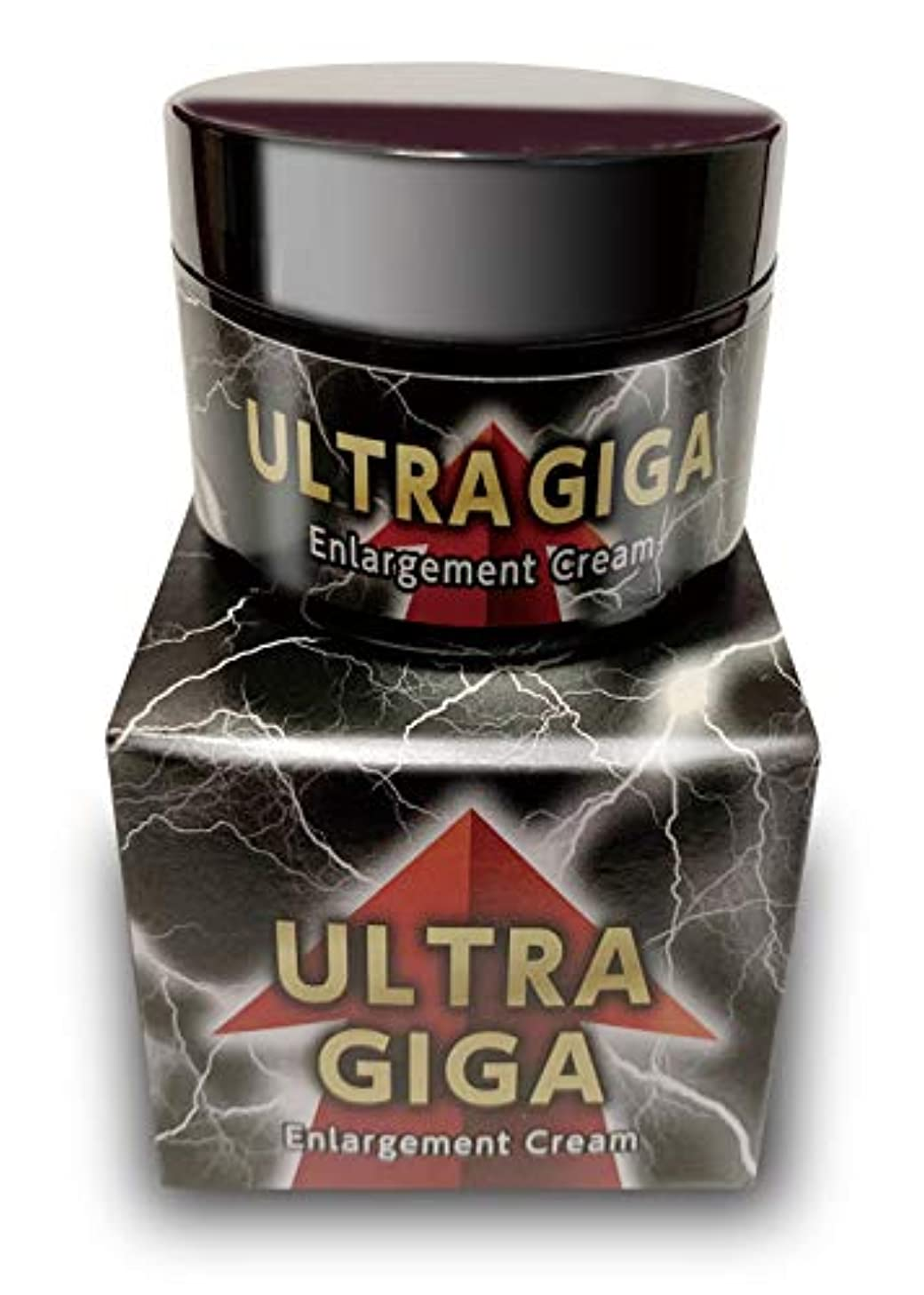虫群がる試験ULTRA GIGA 男性用 自信増大 ホットジェル クリーム