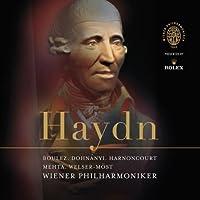 アーノンクール、ブーレーズ、メータ、ウェルザー=メスト、ドホナーニによるハイドンの交響曲 (Haydn: Symphonies)
