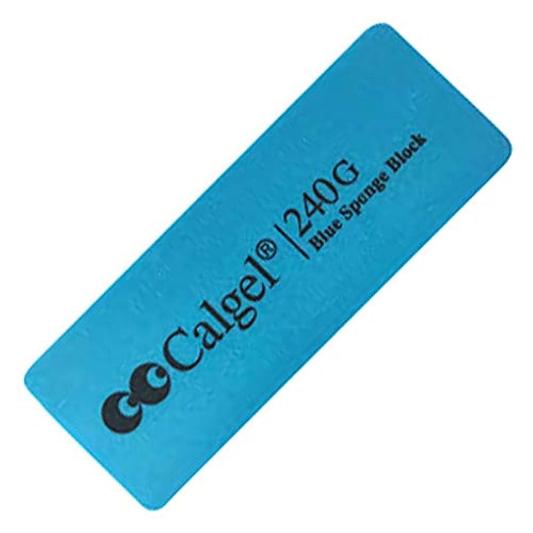 欠陥スクワイア一般的にCalgel ブルースポンジ ブロック 240