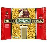 San Remo Macaroni No.38, 500g