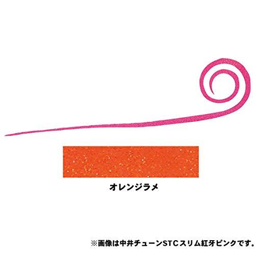 ダイワ(DAIWA) 紅牙 シリコンネクタイ 中井チューン STCスリム オレンジラメ
