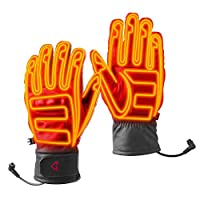Gyde – GerbingsメンズHero Heated Glove S ブラック G1G71504-Men-BLK-SMAL-REG