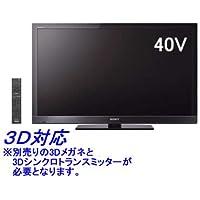ソニー SONY 40V型 ハイビジョン 液晶 テレビ BRAVIA KDL-40HX800 3D対応