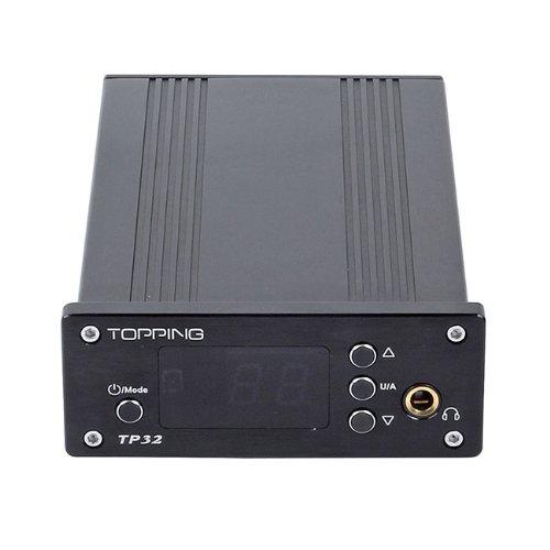 Topping デジタルアンプ+USB DAC+ヘッドフォンア...
