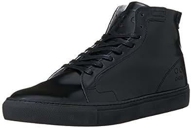 [ピオラフットウェア] PIOLA FOOTWEAR スニーカー Iberia Polido Black/Black 5TT1-C-1010 Iberia(Polido Black/Black/41)
