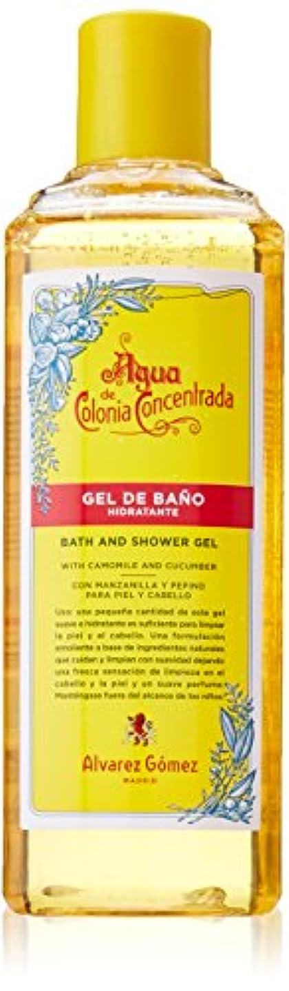 マッサージアスリート流用するAlvarez Gomez Agua De Colonia Concentrate for Men Bath and Shower Gel, 10.5 Ounce by Alvarez Gomez