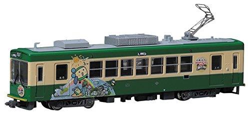 MODEMO N Gauge NT155 keifuku Electric Railway Mobo 631 forma shinkonodengo