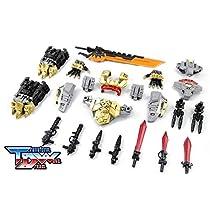 Transform Dream Wave POTP Dinobots Upgrade Kit  TCW-06 アップグレードキット [並行輸入品]